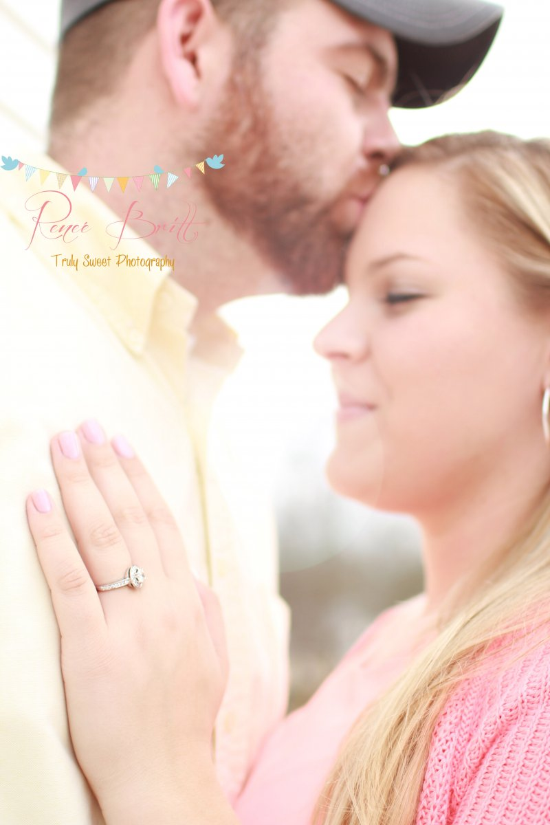 Hazy Engagement Session