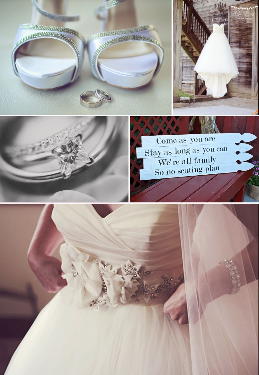 Wedding Day Details