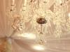 Wedding Shoes in Chandelier