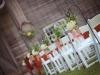 Rustic Wedding Aisle